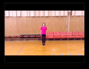 登山体操ビデオ